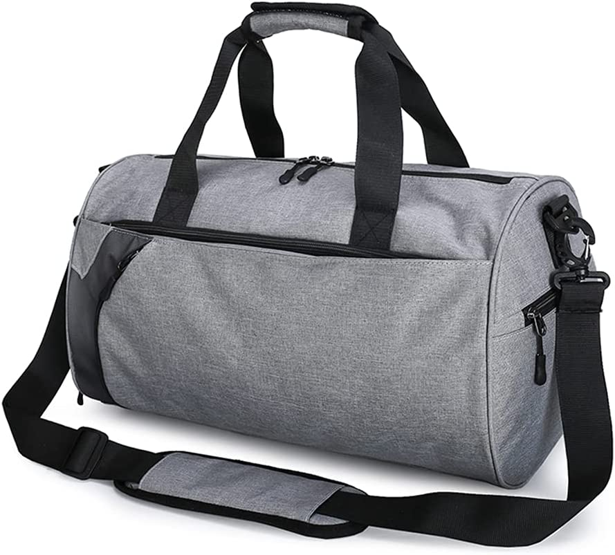 Zenesse Cheap Sports Gym Bag with Wet Pocket Ranking TOP3 Travel Compartment Shoe