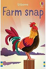 Farm Snap (Snap Cards) Paperback