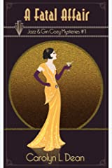 A FATAL AFFAIR: A JAZZ & GIN COZY MYSTERY (book 1) (English Edition) eBook Kindle