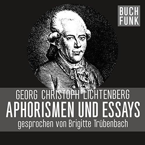 Aphorismen und Essays Titelbild