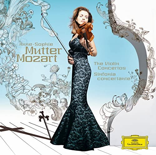 Anne-Sophie Mutter, London Philharmonic Orchestra & Wolfgang Amadeus Mozart