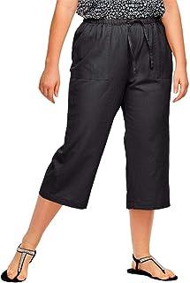 ed2d369249c Amazon.com  22 - Pants   Capris   Plus-Size  Clothing