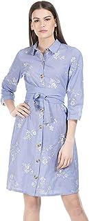 FabAlley Cotton Shift Dress