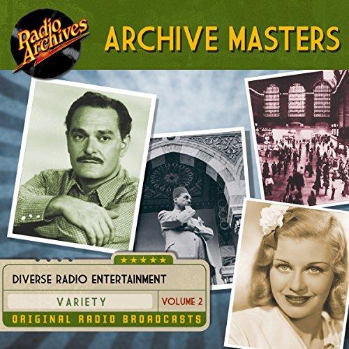 Archive Masters, Volume 2 copertina