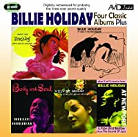 4 Classic Albums Plus by Billie Holiday (2011-04-12)