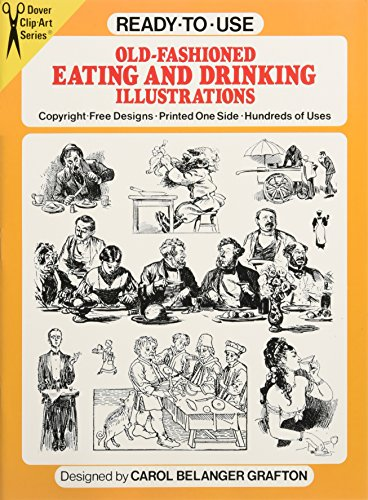 READY-TO-USE OLD-FASHIONED EAT (Dover Clip-Art)