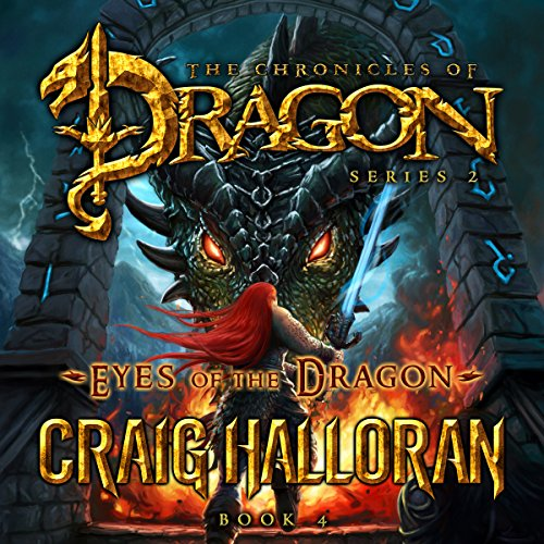 Eyes of the Dragon audiobook cover art