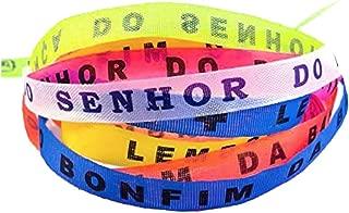 Brazilets, 12-Pack - Traditional Brazilian Bracelets - Tie-On Wish Bracelets - Bahia Bands Spiritual, Special or Friendship Bracelets {Birthday}