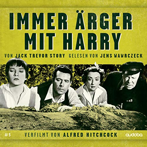 Immer Ärger mit Harry cover art