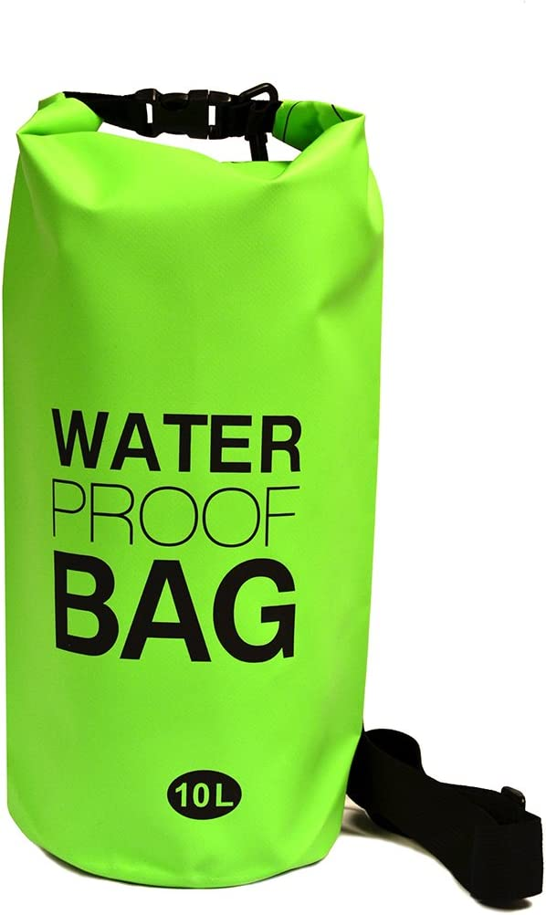 2 L NuPouch Waterproof Dry Bag Grey