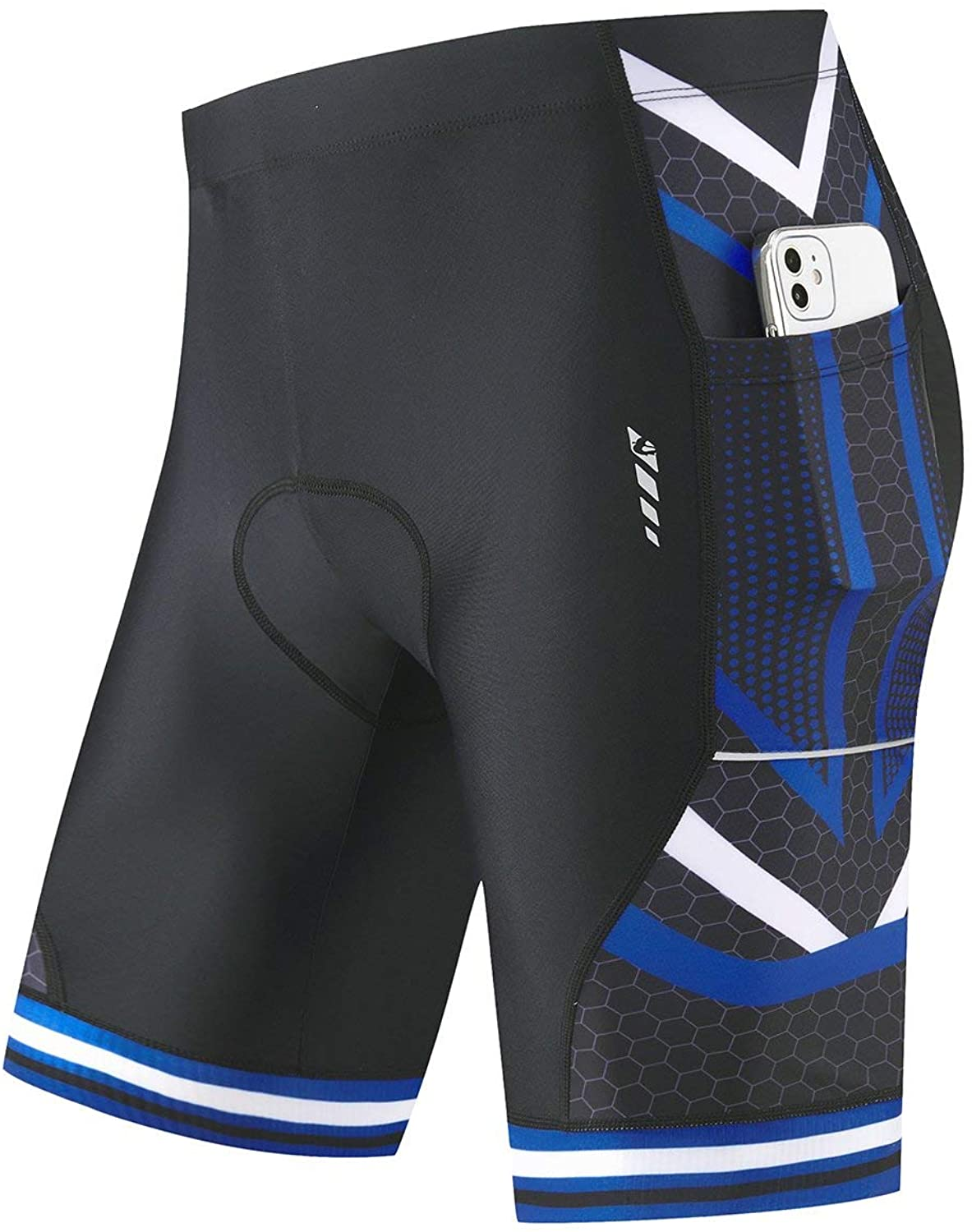 BALEAF Men's Bike Shorts Surprise price 4D Pockets Branded goods Bicycle Ridin Cycling Padded