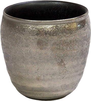 マツダショウジ(Matsudashoji) ロックカップ 晶外銀塗り 直径8.7cm