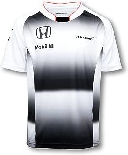 Honda MCLAREN Team T-Shirt Kids 2016 Replica
