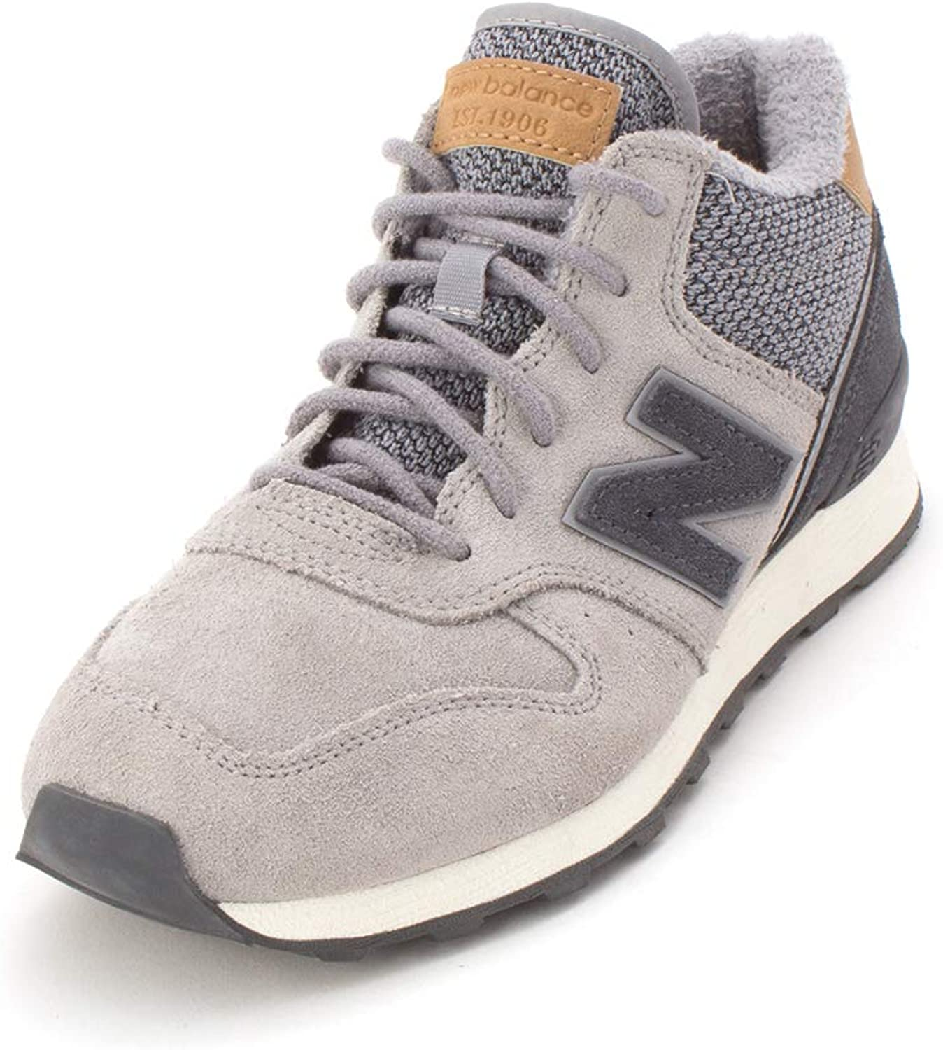 New Balance Mens Mt00bk Low Top Lace Up Running Sneaker