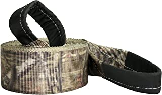 """RPS Outdoors SI-2046MO Mossy Oak Break-Up Infinity Camo 4"""" x 30' Tow and Recovery Strap (20,000 lb Break Strength)"""