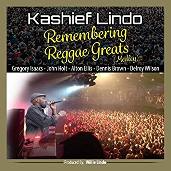 Remembering Reggae Greats (Medley) - Single
