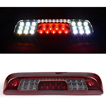 CHEDA LED High Mount 3rd Third Brake Light For Chevrolet Silverado1500 2500 HD 3500 3500 HD 2014-2018 For GMC SIERRA 1500 2500 HD 2014-2018 Cargo Stop Tail Lamps