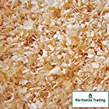 100% All Natural Nest Box Nesting Material Pine Shavings, Great for Screech Owls Houses, Wood Ducks, and More, Safer Than Cedar (4 Qt)