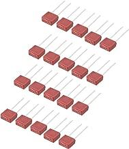 3.15A Amp 3.15A250V T3.15A250V Fil Axial Action Retardée Fusibles en Céramique