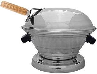 Kuber Industries™ Aluminium Multi Purpose Oven, Gas Tandoor, Barbeque Griller/Bati / Pizza Maker Set of 1 Pc (Code-06)