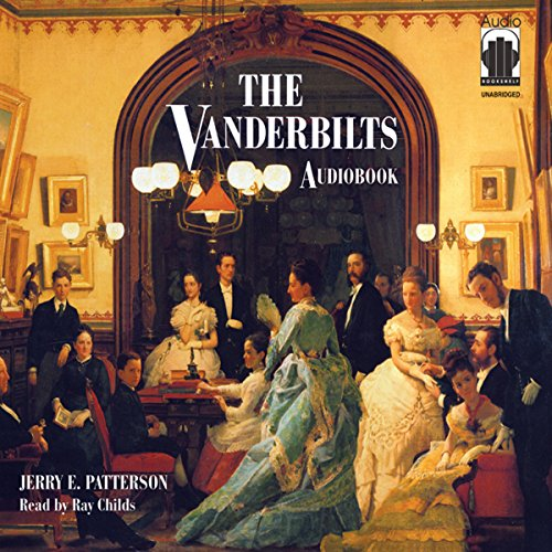 The Vanderbilts cover art