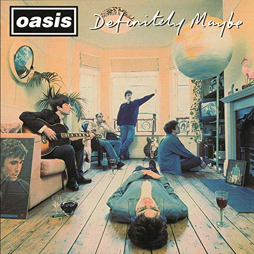 Definitely Maybe (Remastered) Deluxe Edition