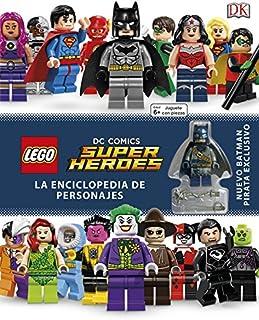LEGO DC Enciclopedia de personajes (LIBROS LEGO
