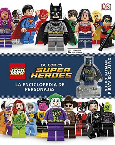 LEGO DC Super Héroes Enciclopedia de personajes (LEGO | DC Superheroes)