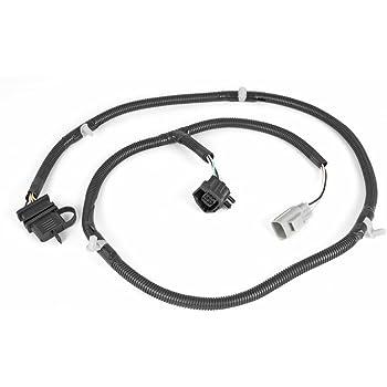 Amazon.com: Rugged Ridge 17275.01, 4-Way Tow Hitch Wiring Harness for 07-18 Jeep  Wrangler JK Models: AutomotiveAmazon.com
