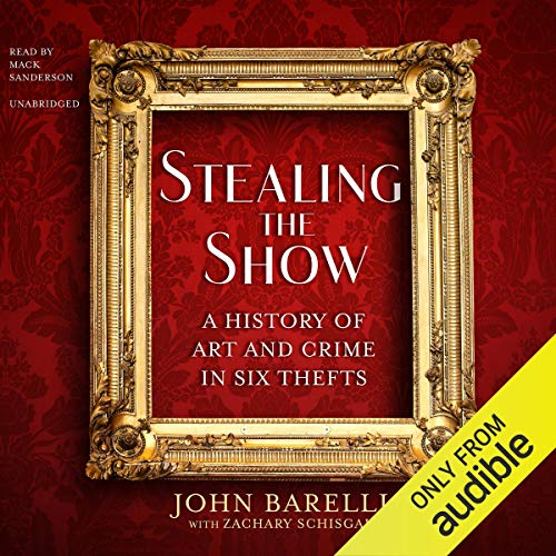 Stealing the Show audiobook cover art