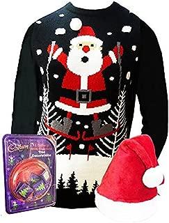 cadbury christmas sweater