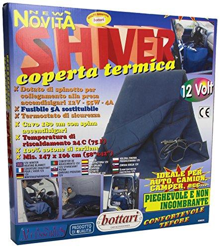 Bottari SpA 16950 elektrische deken auto 12 V DC