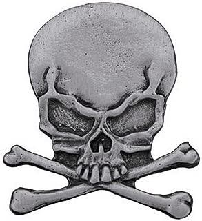 Pin insignia cabeza de muerte Oncle Sam