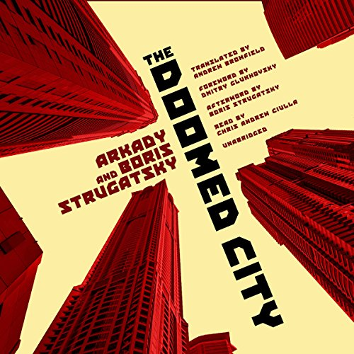 The Doomed City audiobook cover art
