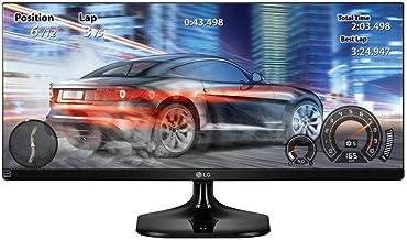Lg Electronics 25in Led 2560x 1080 5ms 25um58-p.aeu 1000:1 2x