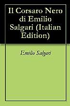 Il Corsaro Nero di Emilio Salgari (Italian Edition)