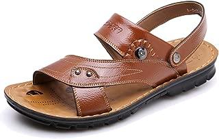 tropeziennes leather sandals