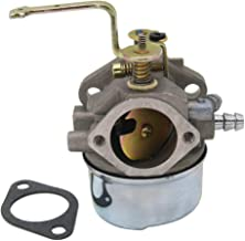 FitBest Carburetor for Tecumseh 640260 640260A 640260B HM80 HM90 HM100 with Gasket