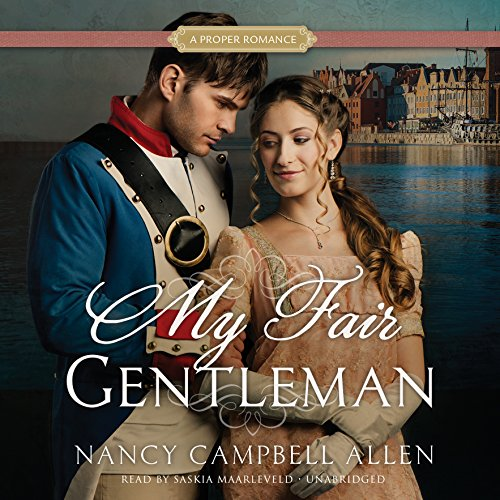 My Fair Gentleman audiobook cover art