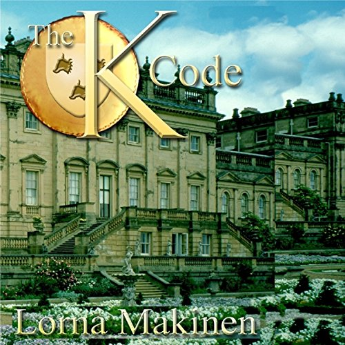 The K Code audiobook cover art