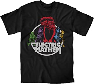 Disney Muppets Animal Electric Mayhem T-Shirt