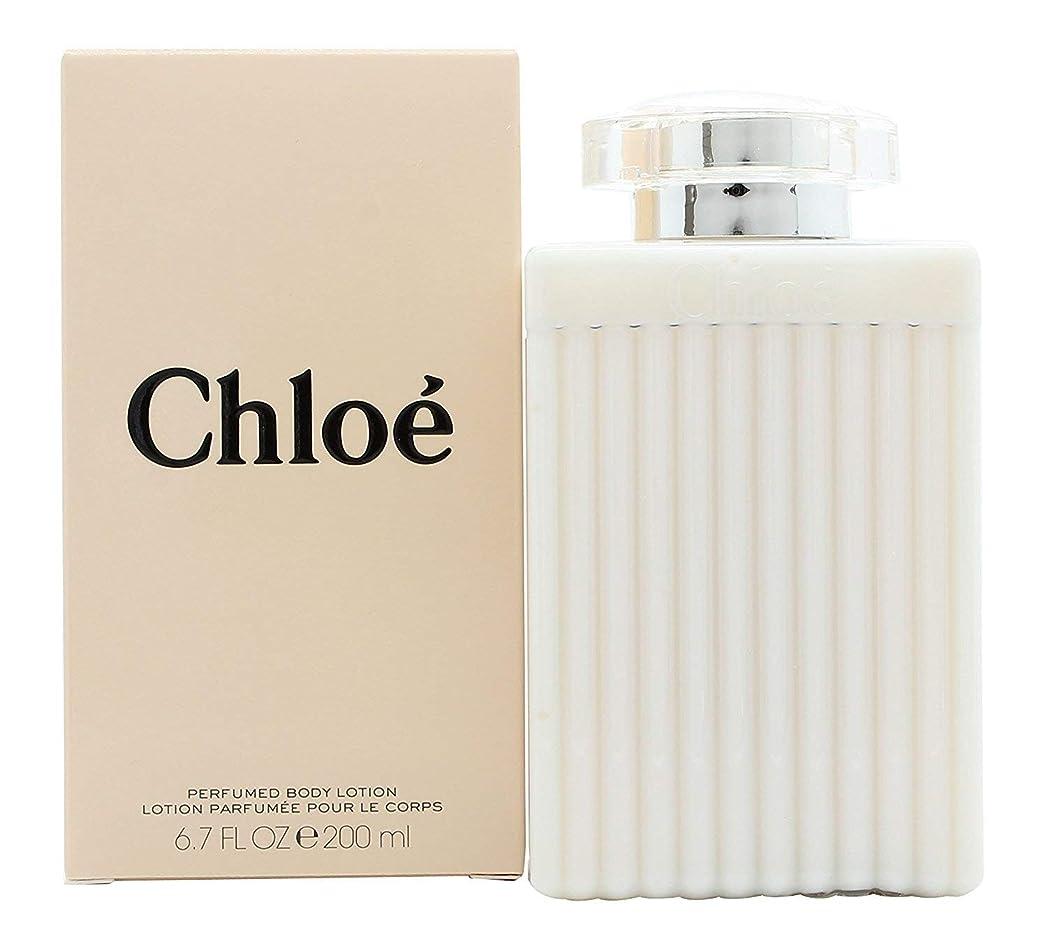 パッケージ検出する動機付けるクロエ CHLOE クロエ ボディローション 200ml
