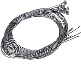 Cambio de Bicicletas Cable del Freno de núcleo de Acero Velocidad de Bicicletas Cable Accesorio de Frenos Trasero Core Line 10Pcs