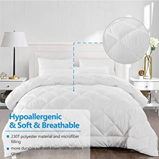 Best all white comforter Reviews