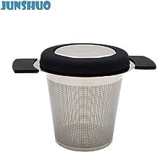 Grau Vosarea Teefilter Silikon Tee Ei Schnabeltiere Form Teekugeln Teesieb Diffusor f/ür Losen Tee Bl/ätter Mulling Gew/ürze