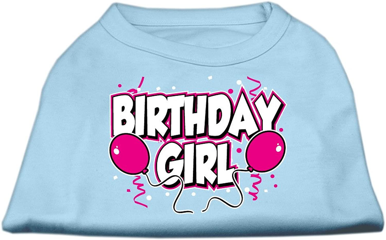 Dog   Cat   Pet Charms Birthday Girl Screen Print Shirts Baby bluee XXXL (20)