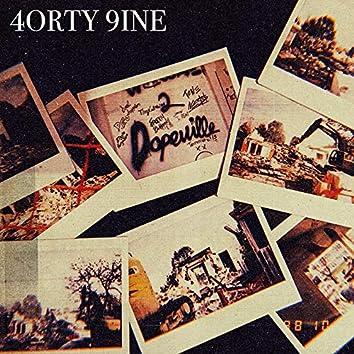 4orty9ine