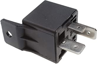 HOLDWELL Fuel Shutoff Solenoid Relay for Dodge Cummins 5.9L Pickup Truck Black