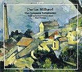 Darius Milhaud, Sinfonien 1-12