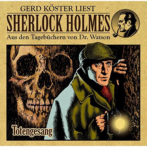 Totengesang (Sherlock Holmes: Aus den Tagebüchern von Dr. Watson) Titelbild